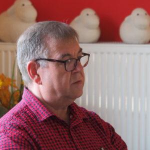 Rolf Ohligschläger // Vorsitzender AG60plus Selm
